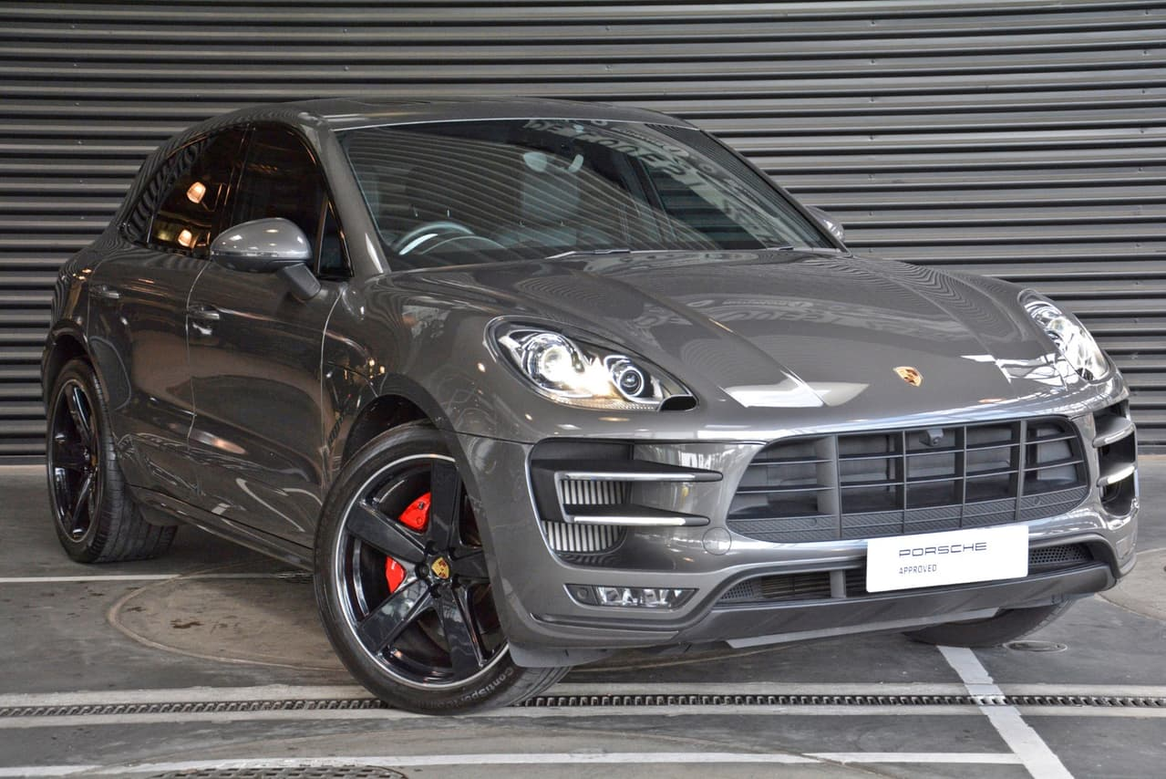 2015 PORSCHE MACAN Turbo WAGON