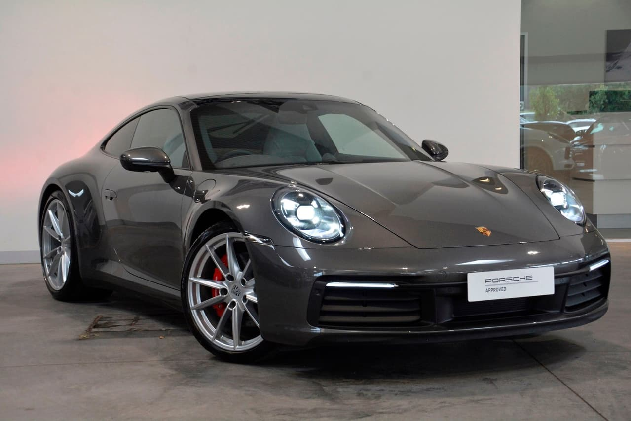 2019 PORSCHE 911 Carrera S COUPE